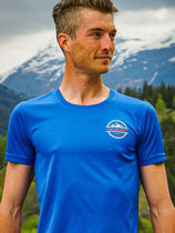 SSC T-Shirt Herren, royal blau