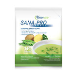 SANA-PRO PREMIUM Kartoffel-Erbsen Suppe 3 Portionsbeutel à 60 g