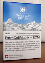 ExtraCellMatrix - ECM TABS - 120 Tabletten Monatspackung