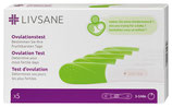 LIVSANE Ovulationstest 5 Stk.- pcode 7160250