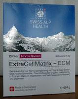 ExtraCellMatrix - ECM DRINK Aroma Beeren - 30 Sachets Monatspackung
