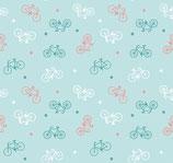 Vélo pastel