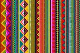 Mexicain multicolore