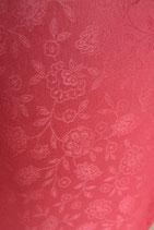 TEM Tissé indienne  rubis