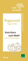 Roggenmehl Type 1370