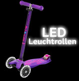 LED Leuchtrollen-Set für maxi micro