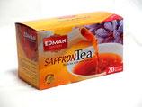 サフラン入り紅茶(サフラン・ティー)