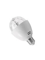 LED BC-1 E27 Strahleneffekt RGB