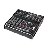 MX12, 4x Mic, 3-Band EQ, 4x Stereo, 48V Phantom Power