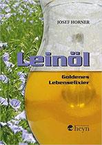 Buch: Leinöl - Goldenes Lebenselexier