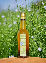 350 ml Leckeres Bio-Leinöl