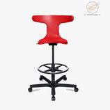 *NEU* W-ork high  - ein echter Eyecatcher - dreidimensional beweglicher Stuhl