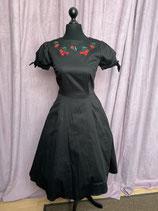 Vintageinspired Kleid Kirschen