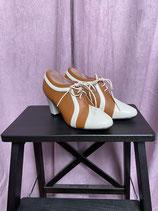 Vintageinspired Schuhe - beige