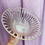 True vintage Silberschale