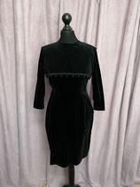 True vintage Kleid mit Bolero