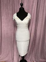 Vintageinspired Kleid mit Stickerei