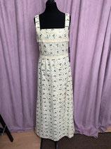 True Vintage sommerliches Abendkleid