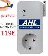 Domótico de calefacción con sensor de temperatura. ¡¡Con APP en español!!