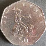 イギリス記念貨 西暦1976年