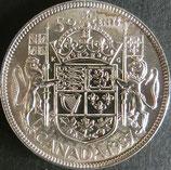 カナダ銀貨 西暦1937年