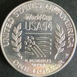 ワールドカップ1994年記念銀貨