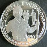 クック諸島銀貨 西暦1988年
