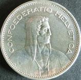 スイス銀貨 西暦1965年