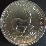 南アフリカ共和国銀貨 西暦1958年