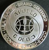 アメリカアポロプルーフ銀貨 西暦1975年