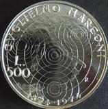 イタリア銀貨 西暦1974年