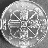 スペイン記念銀貨 西暦1966年