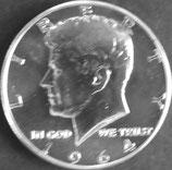 ケネディ1/2ドル銀貨