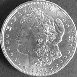 モルガン・ダラー銀貨 西暦1921年