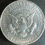 ケネディ銀貨 西暦1964年