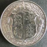 イギリス銀貨 西暦1920年