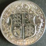 イギリス銀貨 西暦1923年