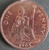 イギリス 西暦1966年