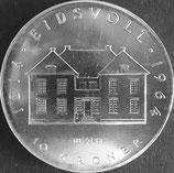 ノルウェー記念銀貨 西暦1964年