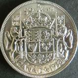 カナダ銀貨 西暦1938年
