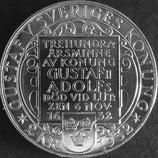 カール16世グスタフ(スウェーデン銀貨 西暦1932年
