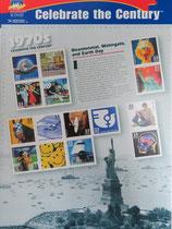 アメリカ記念切手 西暦1970年