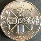 スペイン銀貨 西暦1966年
