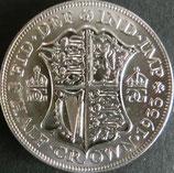 イギリス銀貨 西暦1933年