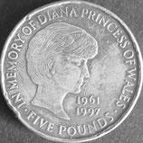 イギリス記念貨 西暦1999年