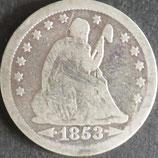 自由の女神座像 西暦1853年
