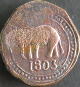 エジプト 西暦1803年