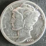 マーキュリー西暦1936年