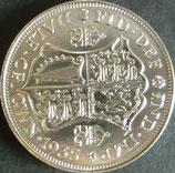 イギリス銀貨 西暦1935年