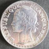 フランス銀貨 西暦1931年